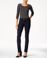 Hudson Tilda Rockport Wash Cigarette Jeans