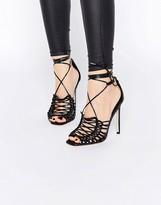 Asos HUSHED High Sandals