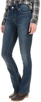 Seven7 Tummy-Less Slimmer Jeans - Slim Fit, Bootcut (For Women)