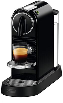 De'Longhi Nespresso Citiz Single-Serve Espresso Machine In Limousine Black