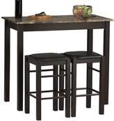 Linon 3-pc. Tavern Counter Set
