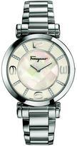Salvatore Ferragamo Gancino Deco Collection FG3050014 Women's Stainless Steel Quartz Watch