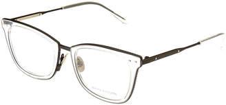 Bottega Veneta Women's Bv0065o-30000537003 50Mm Optical Frames