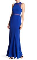 Minuet Sleeveless Mesh Dress