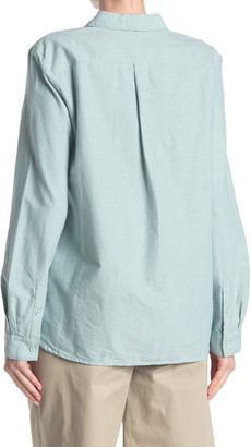 French Connection Rossa Oxford Boyfit Shirt