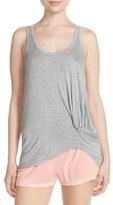 Splendid Women's Knotted Tank & Pajama Shorts