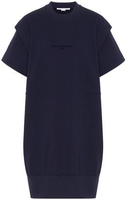 Stella McCartney Cotton-jersey midi dress