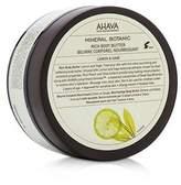 Ahava NEW Mineral Botanic Rich Body Butter - Lemon & Sage 235g Womens Skin Care