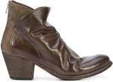 Officine Creative Giselle boots - women - Leather/Suede/rubber - 35.5