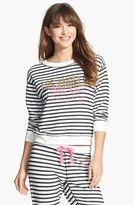 Juicy Couture 'Silverlake' French Terry Pullover