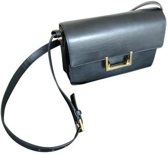 Saint Laurent Lulu Black Leather Handbags