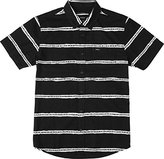 RVCA Men's the Drags Short Sleeve Shirt