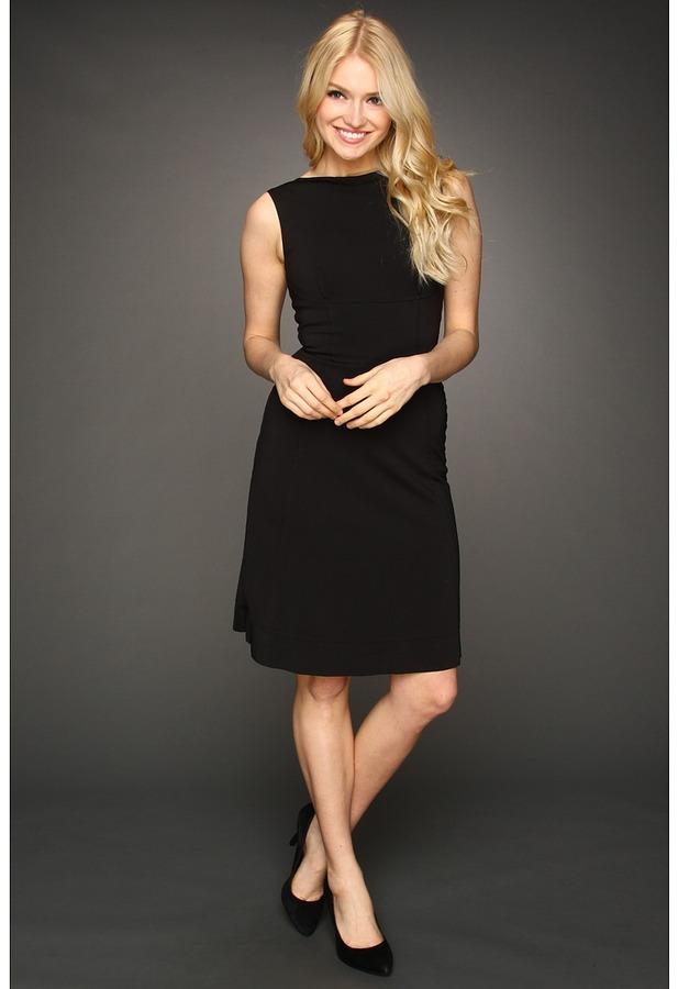 Elie Tahari Callie Dress (Black) - Apparel