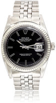 Vintage Watch Women's Vintage Oyster Perpetual Datejust Watch-BLACK