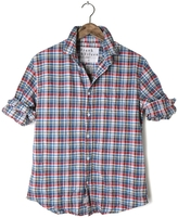 Frank And Eileen Mens Luke Plaid Flannel Button Down Shirt