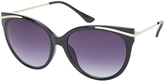 Monsoon Sasha Slim Cateye Sunglasses