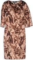 Elisabetta Franchi Knee-length dresses - Item 34746471