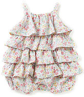 Ralph Lauren Baby Girls 3-24 Months Floral Tiered Bubble