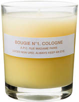 A.P.C. No1 Cologne Scented Candle