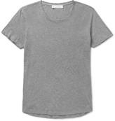 Kingsman - + Orlebar Brown OB-T Mélange Cotton-Jersey T-Shirt