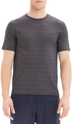 Theory Men's Gamma Jacquard Short-Sleeve Tee