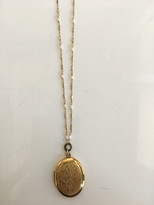Natalie B Vintage Locket