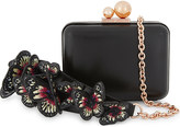 Sophia Webster Vivi butterfly-embellished clutch bag