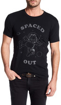 Body Rags Garfield Spaced Out Graphic Tee