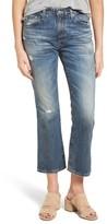 AG Jeans Women's The Jodi High Waist Crop Flare Jeans