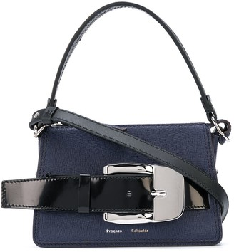 Proenza Schouler Small Buckle Zip Bag