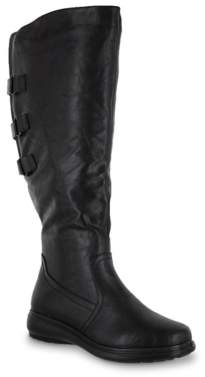 Easy Street Shoes Presley Wide Riding Boot