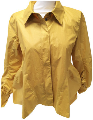 Louis Vuitton Yellow Polyester Jackets