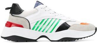 DSQUARED2 Bumpy low-top sneakers