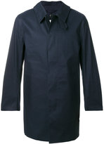 MACKINTOSH button-down collar coat