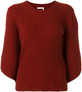 Chloé - cashmere knitted top