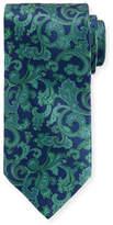 Stefano Ricci Paisley-Print Silk Tie