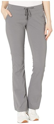 Columbia Anytime Outdoortm Boot Cut Pant (City Grey) Women's Casual Pants