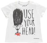 Burberry Use Your Head T-Shirt