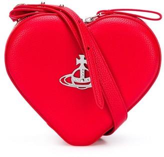 Vivienne Westwood Heart-Shaped Backpack