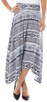 Women's AB Studio Print Midi Skirt