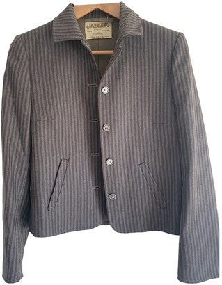 Jaeger Wool Jacket for Women