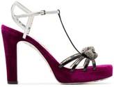 Gucci Elias 85 Platform Sandals