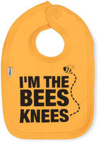Snuglo Im The Bees Knees Cotton Bib By SnugloTM