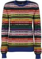 Love Moschino Brand Sweatshirt