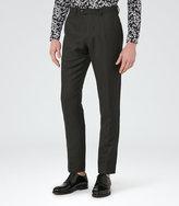 Reiss Douglas Linen Blend Trousers