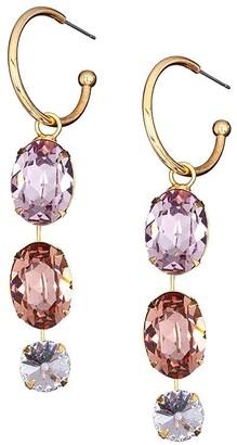 Jennifer Behr Harriet hoop earrings