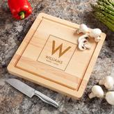 Familia Cucina Personalized Cutting Board