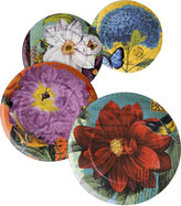JCPenney Waechtersbach Impressions Set of 4 Assorted Salad Plates