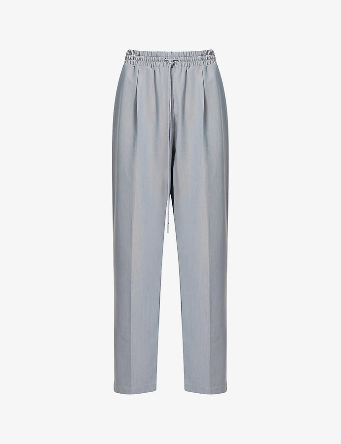 Thumbnail for your product : Camilla And Marc Floyd wide-leg mid-rise woven trousers