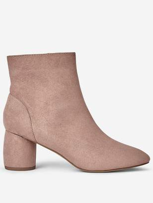 Dorothy Perkins Ankle Boots - Blush